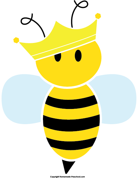 453x585 Free Bee Clipart