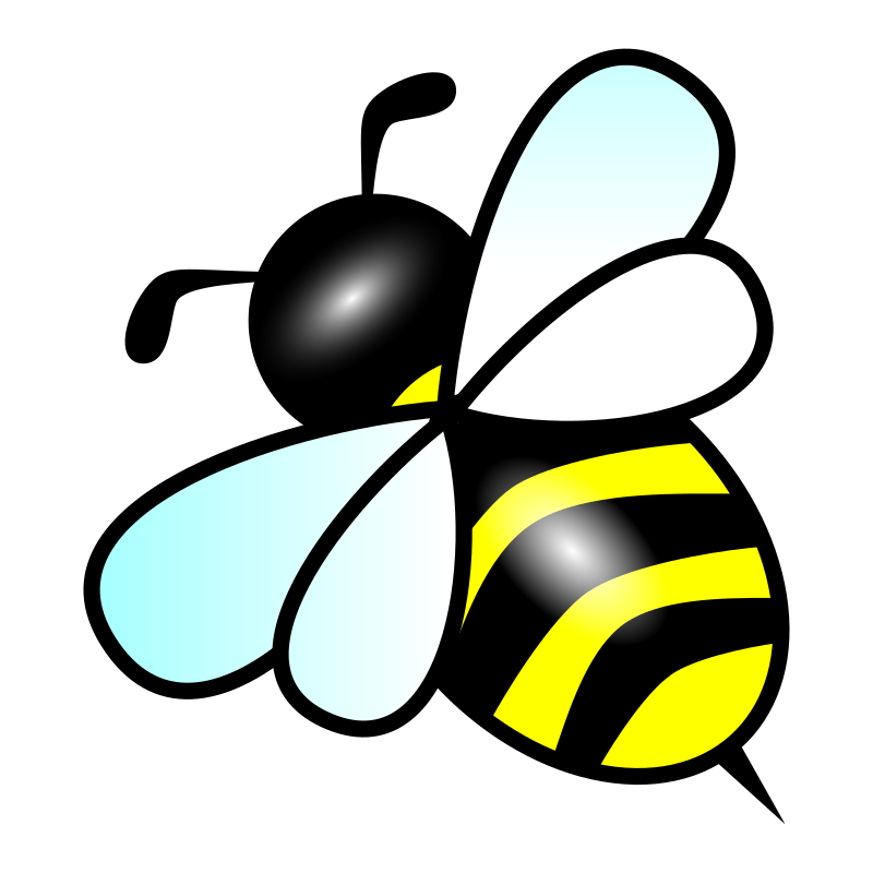 800x800 Bee Clipart Png