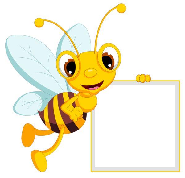 600x577 Bee Border Clip Art (29+)