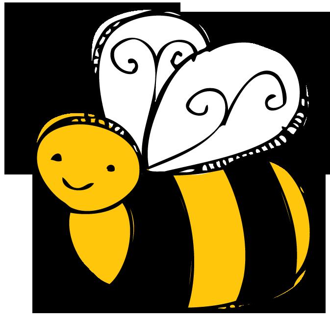 673x657 Top 75 Bee Clip Art