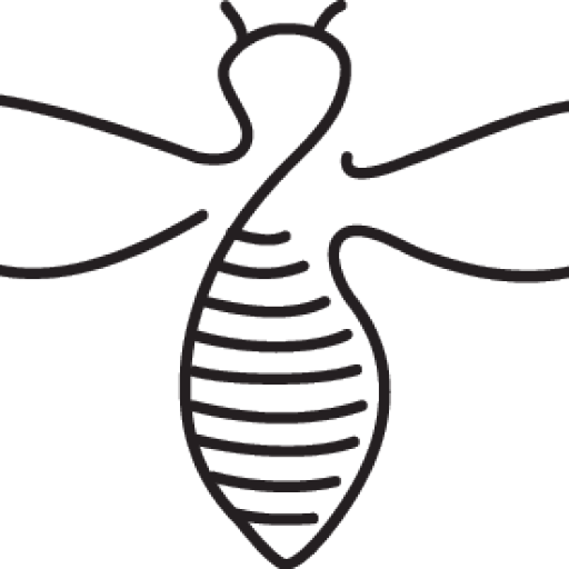 512x512 Cropped Bee Outline.png