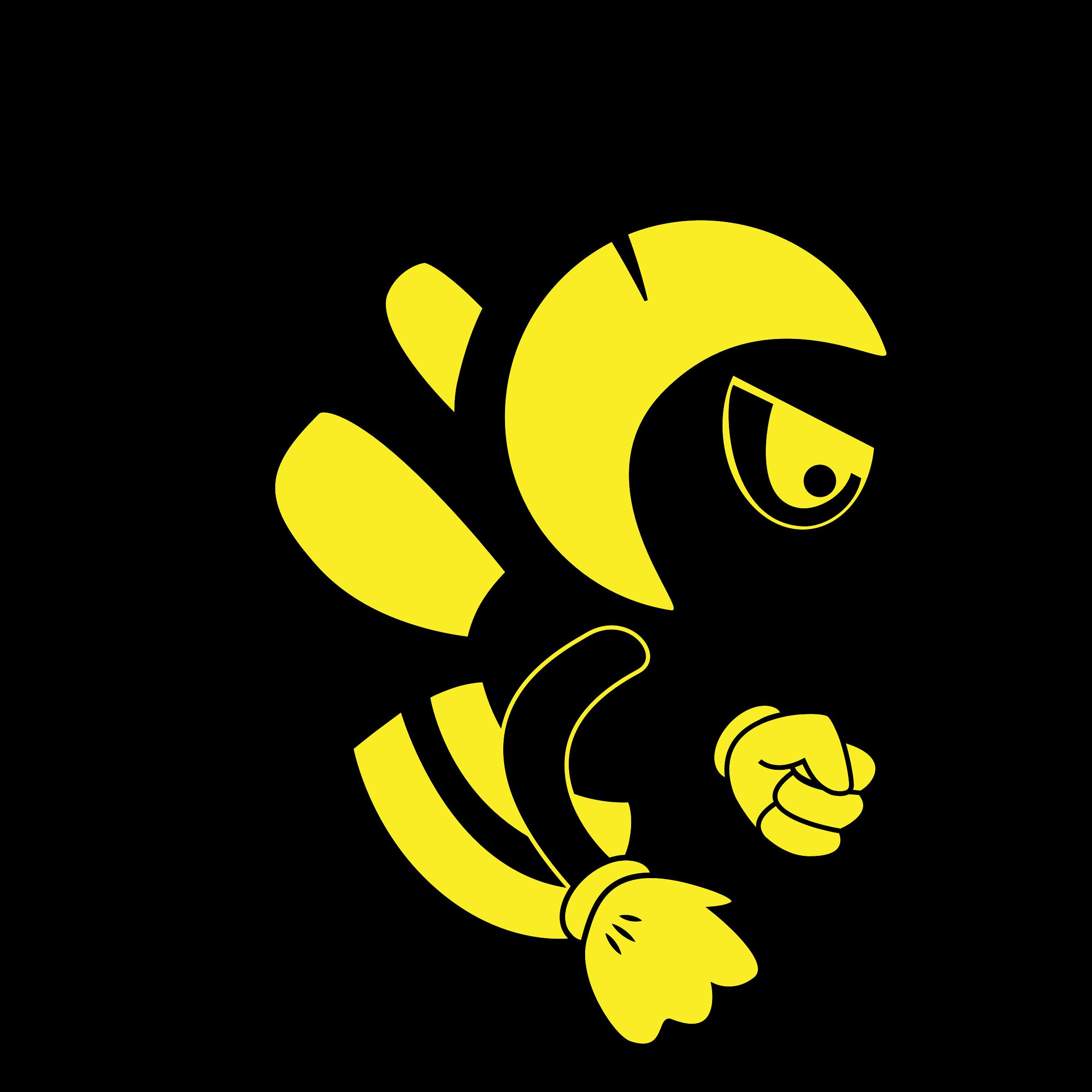 2400x2400 Bee Clipart Hornet