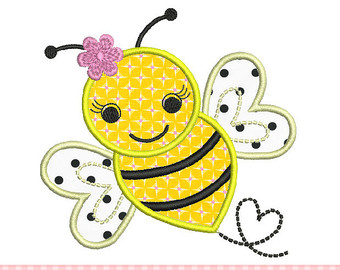 340x270 Bumble Bee Flying Clipart