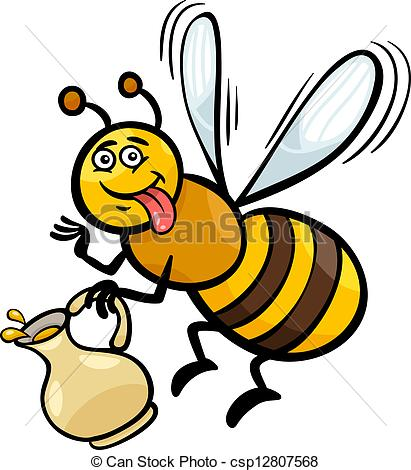 411x470 Bee Drawing Clipart, Free Bee Drawing Clipart