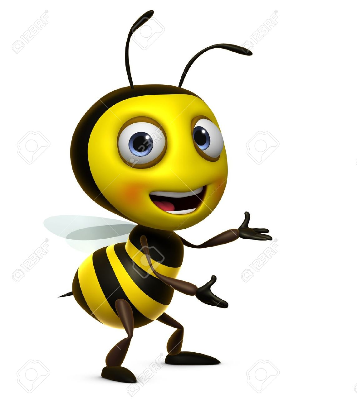 1144x1300 Cartoon Honey Bee Clipart