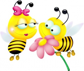 288x243 And Bumble Bee Clipart