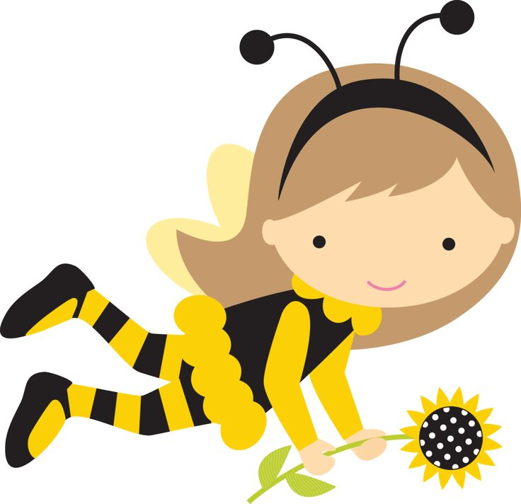 736x712 Bee Clipart Kid