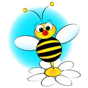 300x300 Beehive Bee Hive Clip Art Flower Bee Clipart Gallery Flowerbee Bus