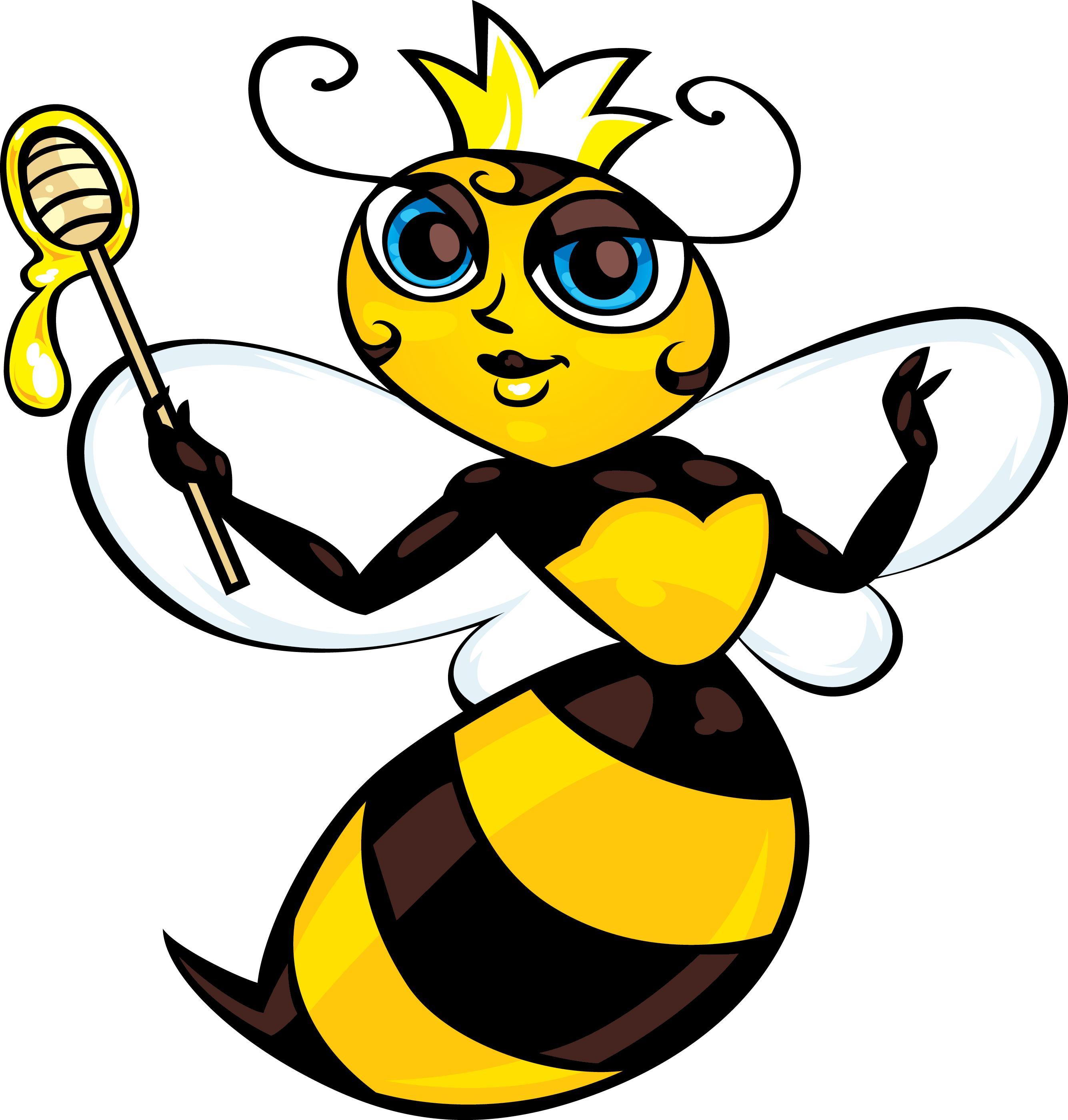 2670x2800 Hd Queen Bee Clipart Images