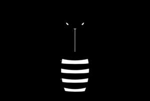 299x201 Honey Bee Pictogram Clip Art