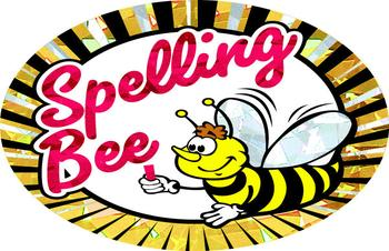 350x226 Spelling Bee Champion Clipart