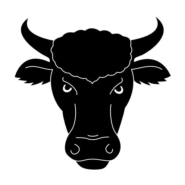 600x600 Steer Clip Art