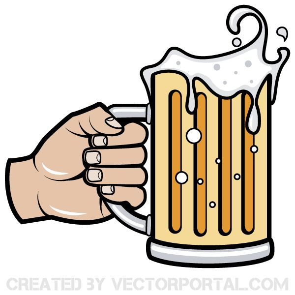 Beer Clipart Free