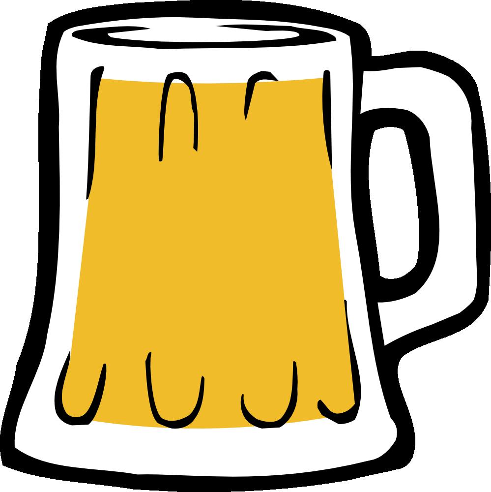 999x1000 Beer In Mug Clip Art Clipart Clipart Panda