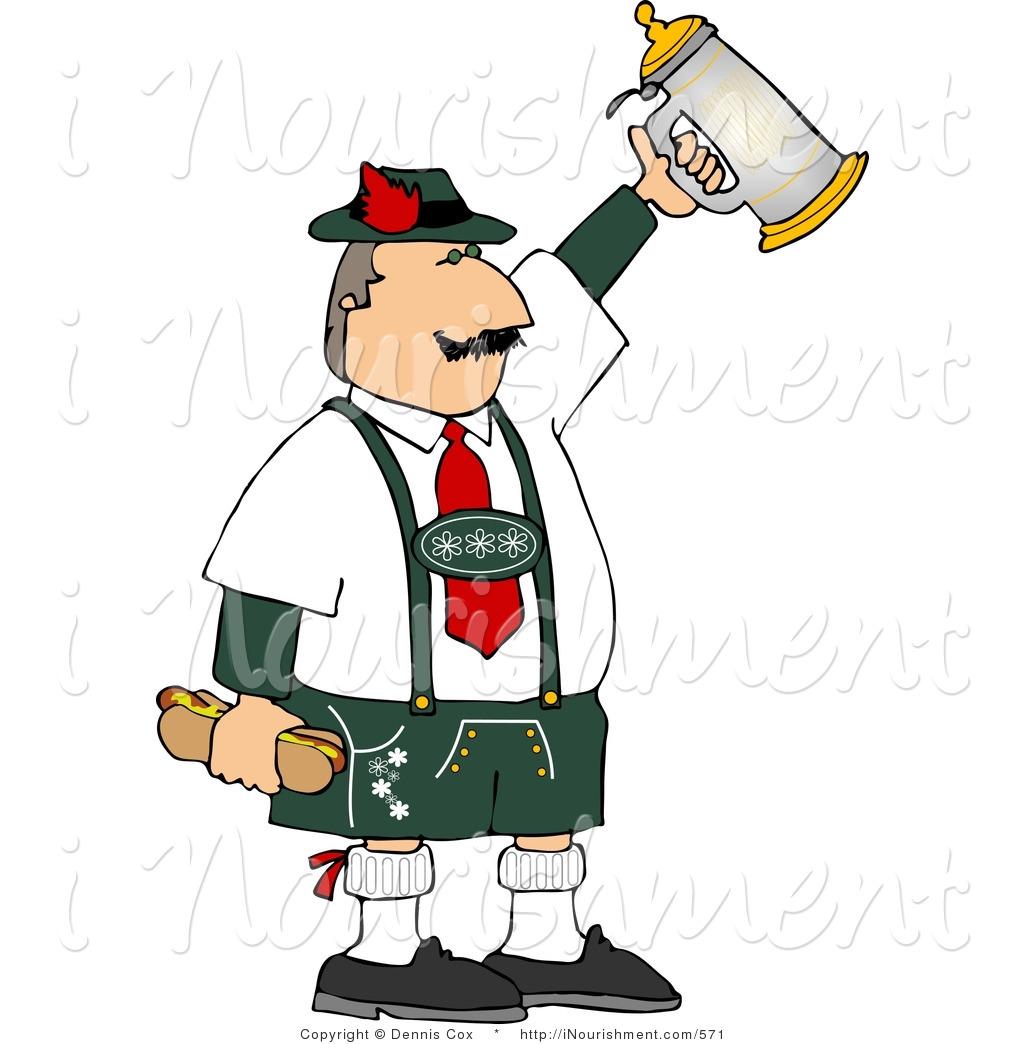 1024x1044 German Beer Clipart