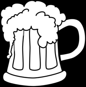 297x298 Beer Clip Art