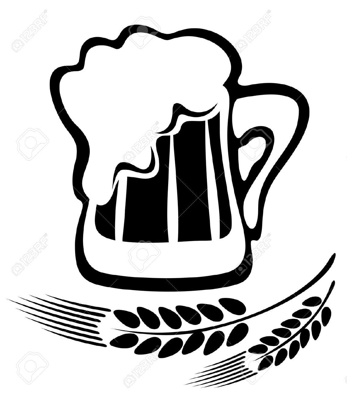 Beer Mug Image Clipart