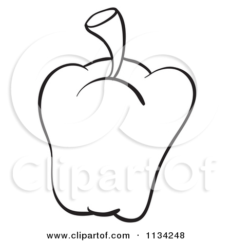 450x470 Free Clipart Outline Of A Bell