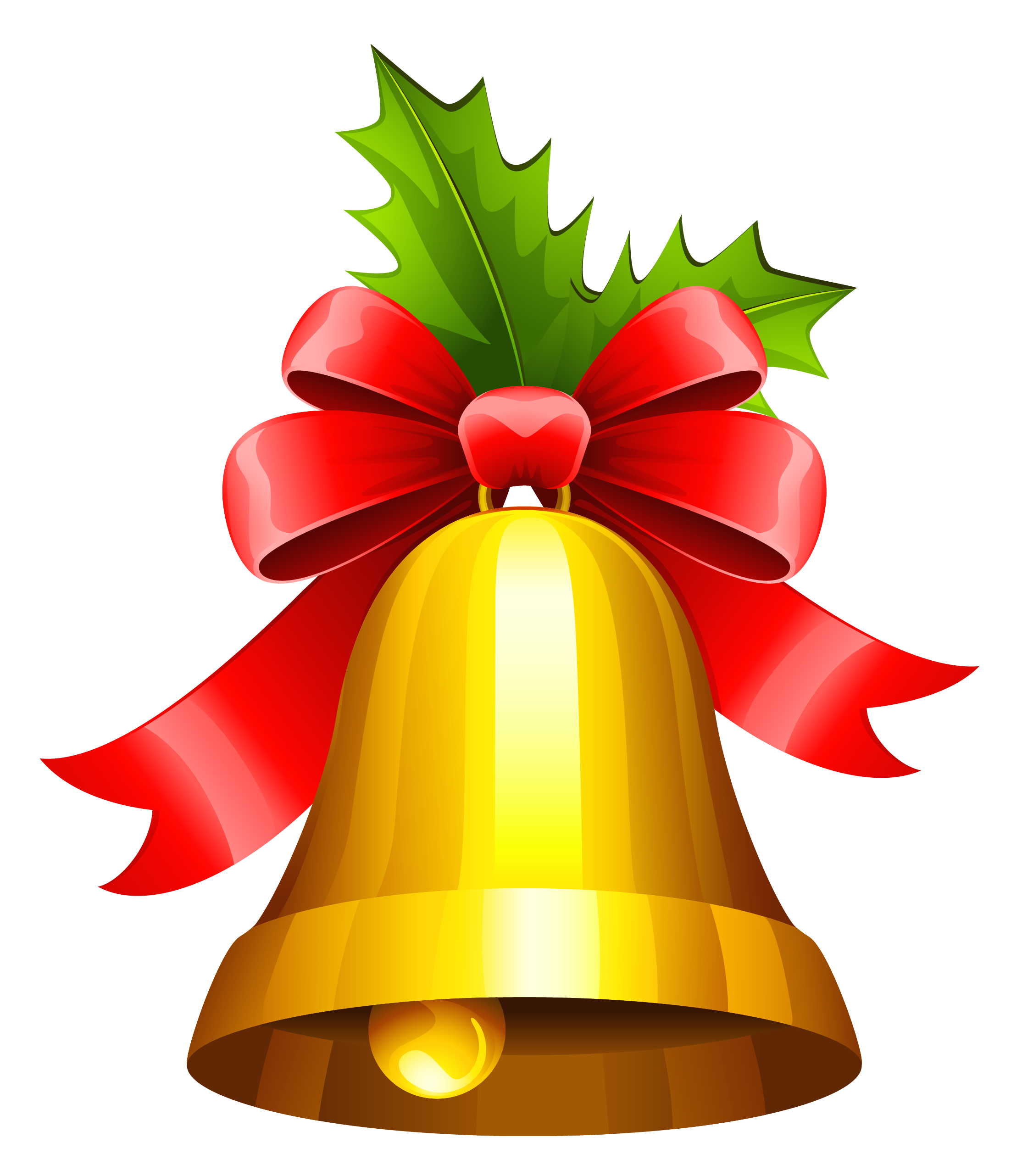 2204x2563 Christmas Bells Clip Art