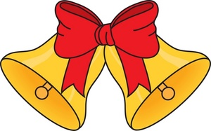 300x187 Free Bells Clipart Image