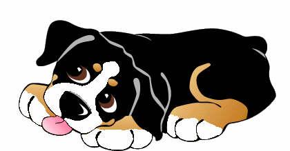 420x219 Bernese Mountain Dog Clipart Carton