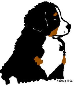 255x295 Berner Sennenhund Clipart Collection