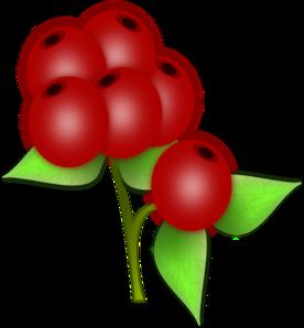 276x298 Berry Clip Art