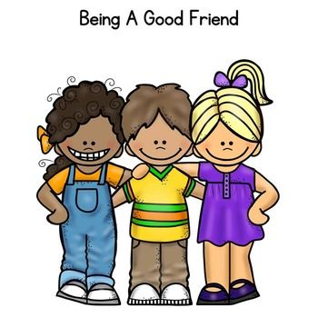 Best Friend Clipart