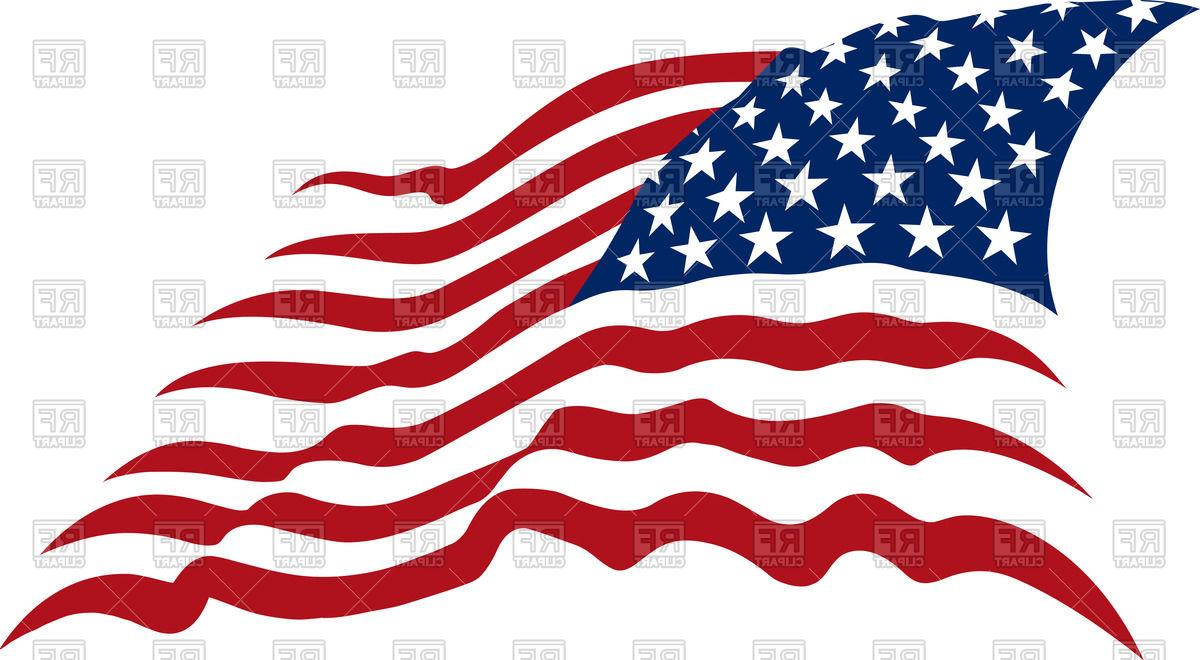 1200x660 Best Free Usa Flag Waving Vector Cdr