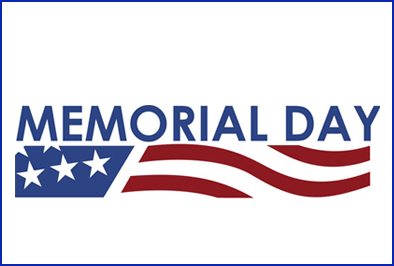 394x266 Closed For Memorial Day Clipart Collection