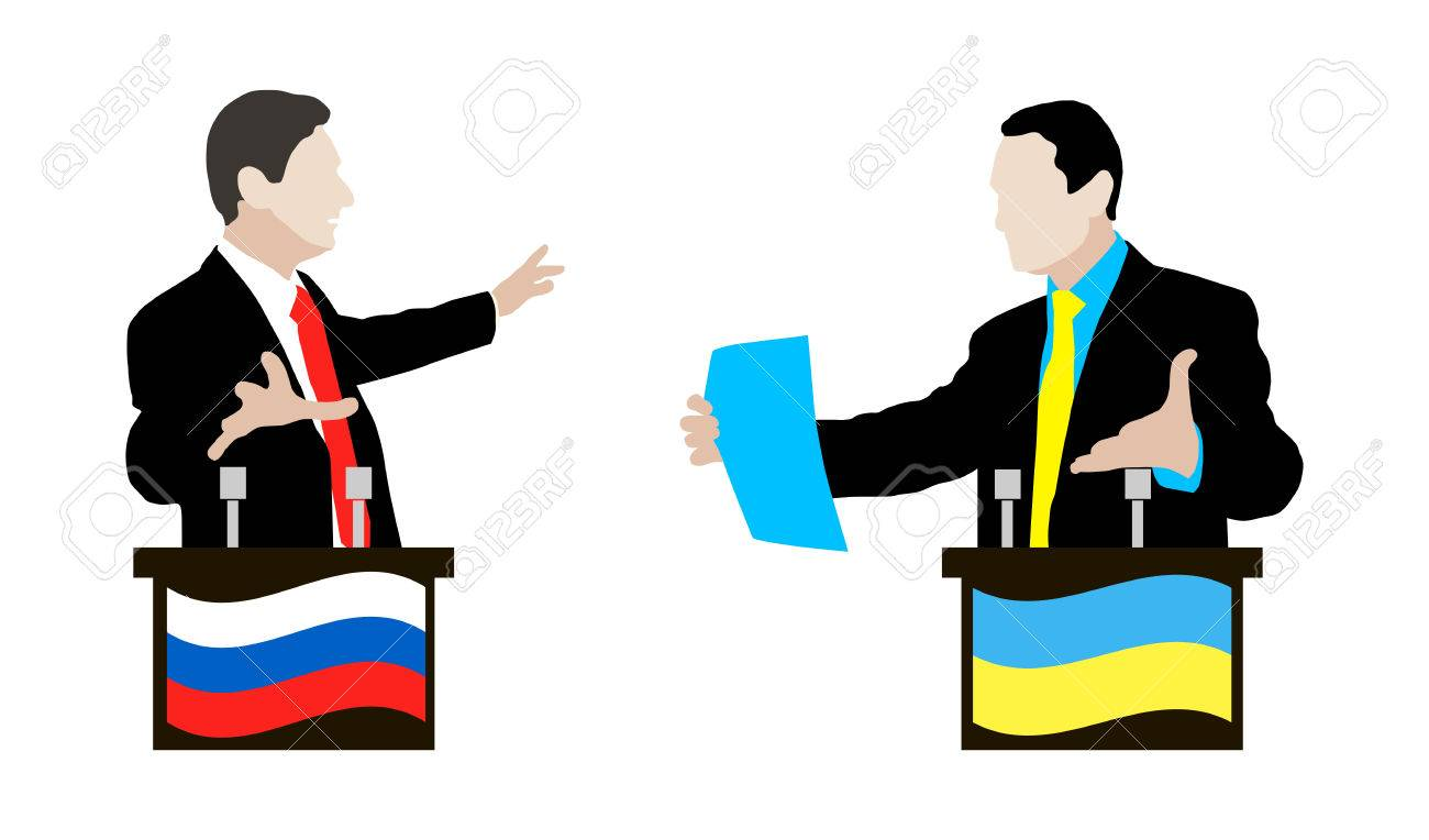 1300x764 The Debate Between The Ukrainian And Russian Speakers. Debate