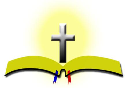 440x306 Scripture Clipart Cross Bible