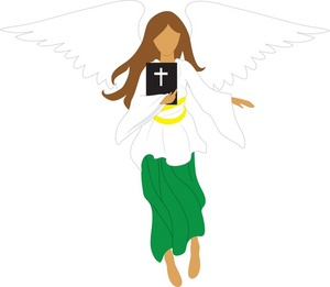 300x261 Free Christian Clipart Image