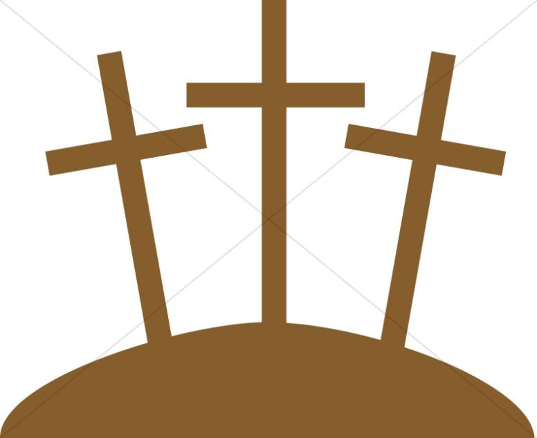 776x633 Three Crosses Graphic Cross Clipart