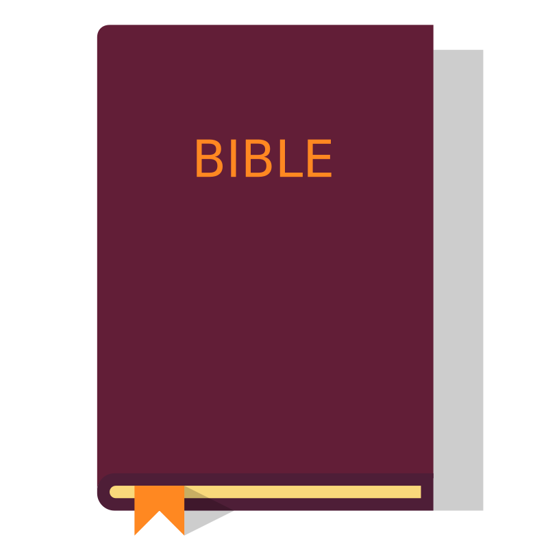 800x800 This Simple Bible Clip Art Is Clipart Panda