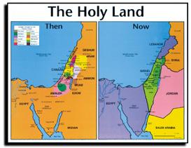 273x211 Bible Map Clipart