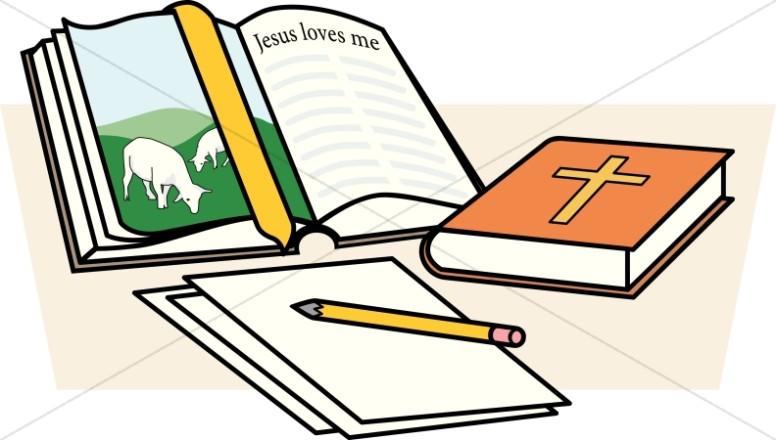 776x440 Bible Clip Art For Children