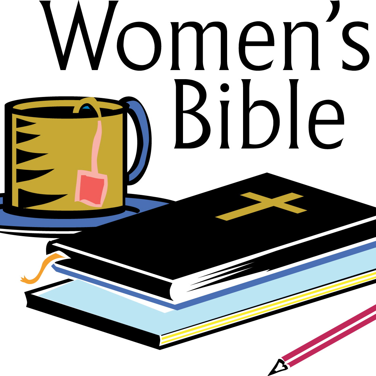 1202x1202 Womens Bible Study Clipart