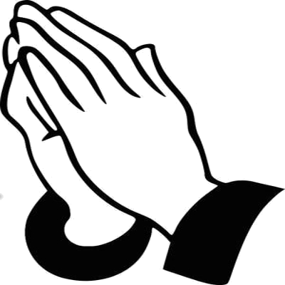 400x400 Praying Hands Clip Art Transparent Creekside Bible Church