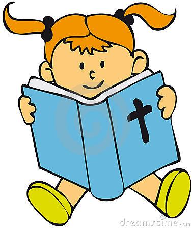 377x450 Children's Bible Clip Art