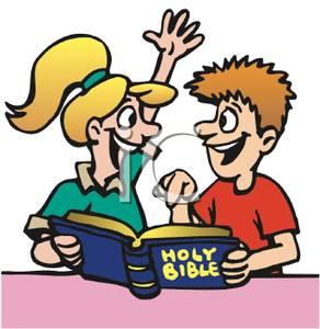 292x300 Clipart Bible For Kids