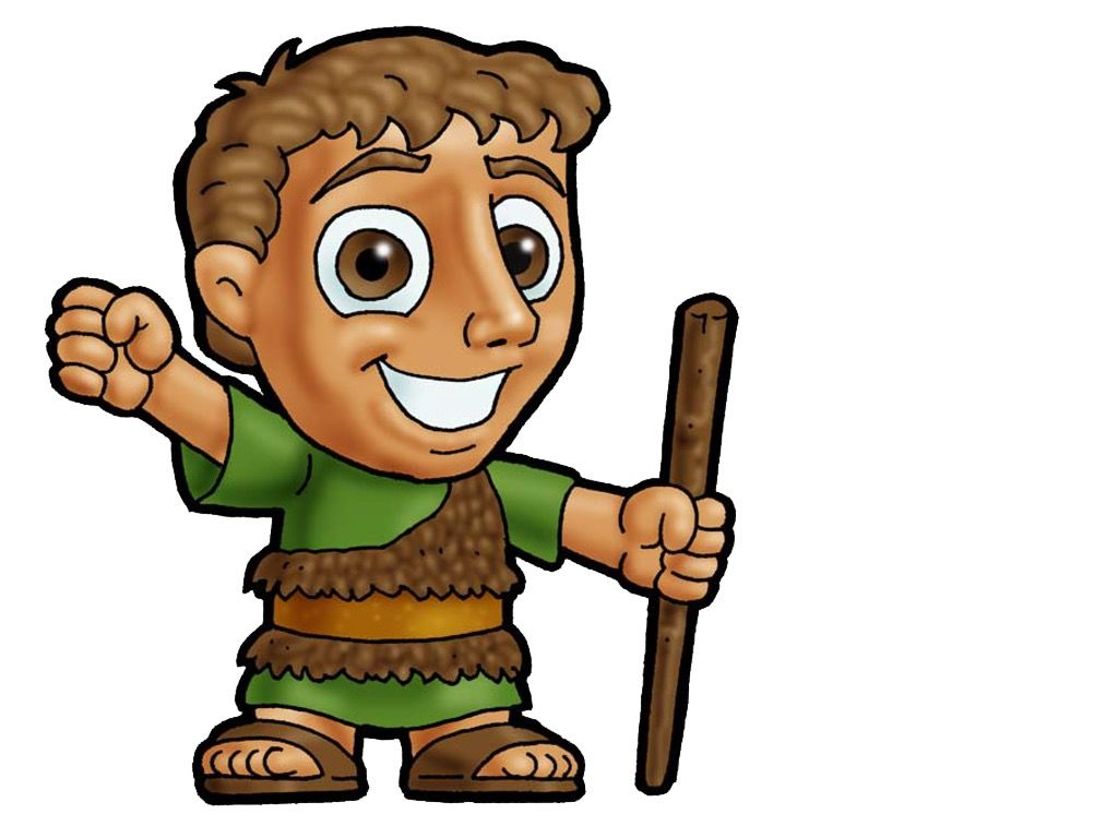 1024x768 Prophecy Clipart Bible Character
