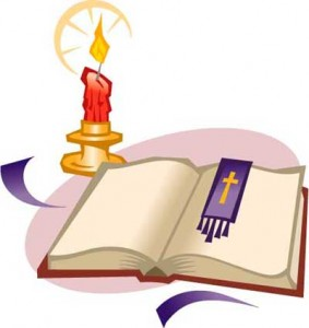 283x300 Candle Clipart Bible