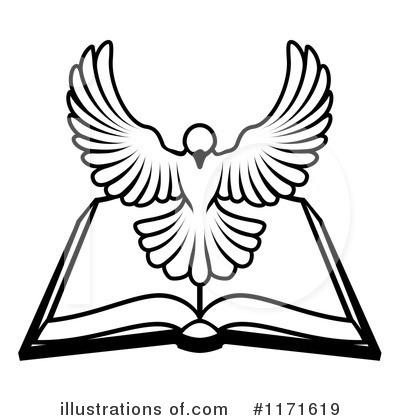 400x420 Dove Clipart Bible