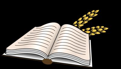 400x229 Transparent Bible Cliparts