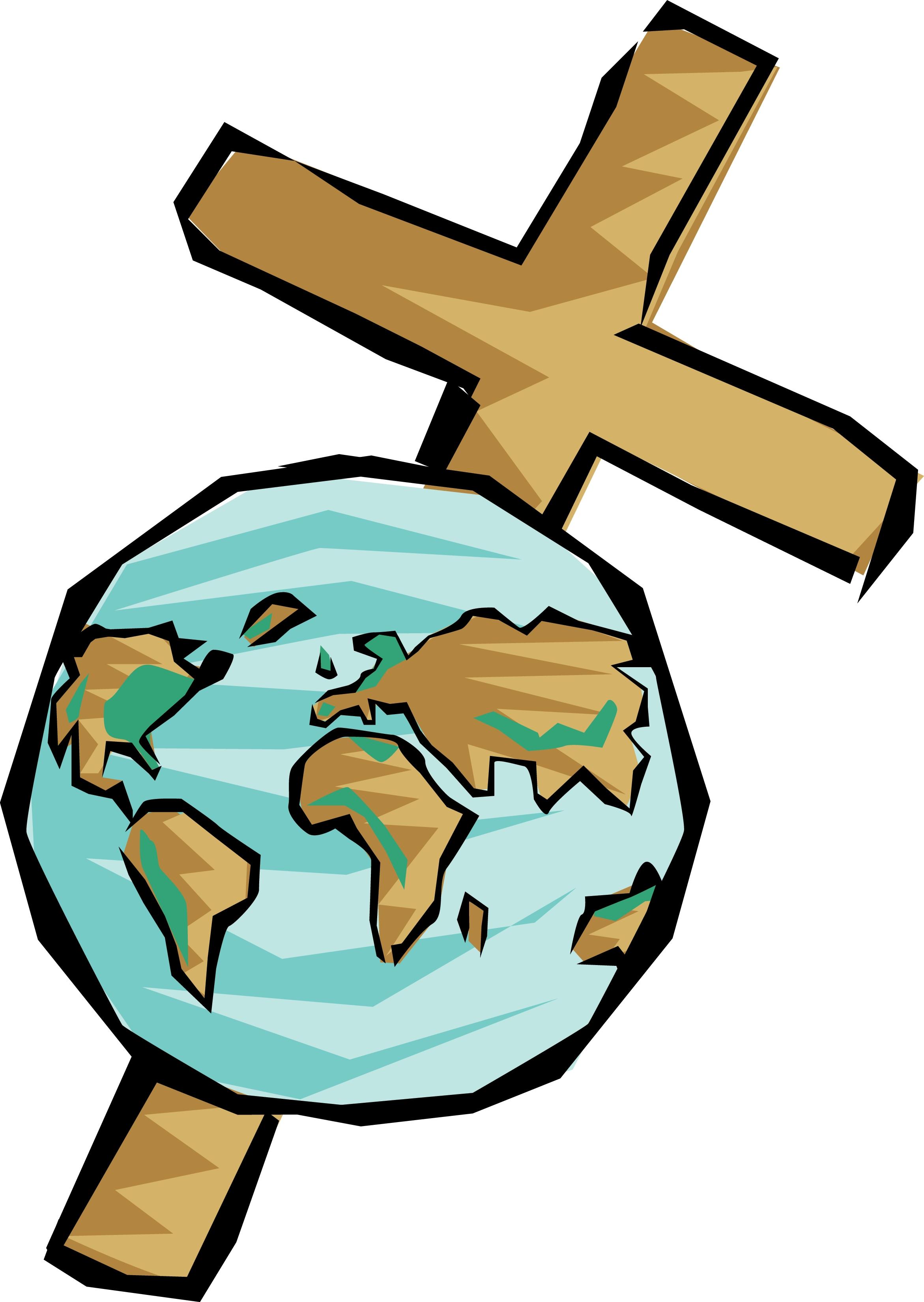 Bible Cross Clipart