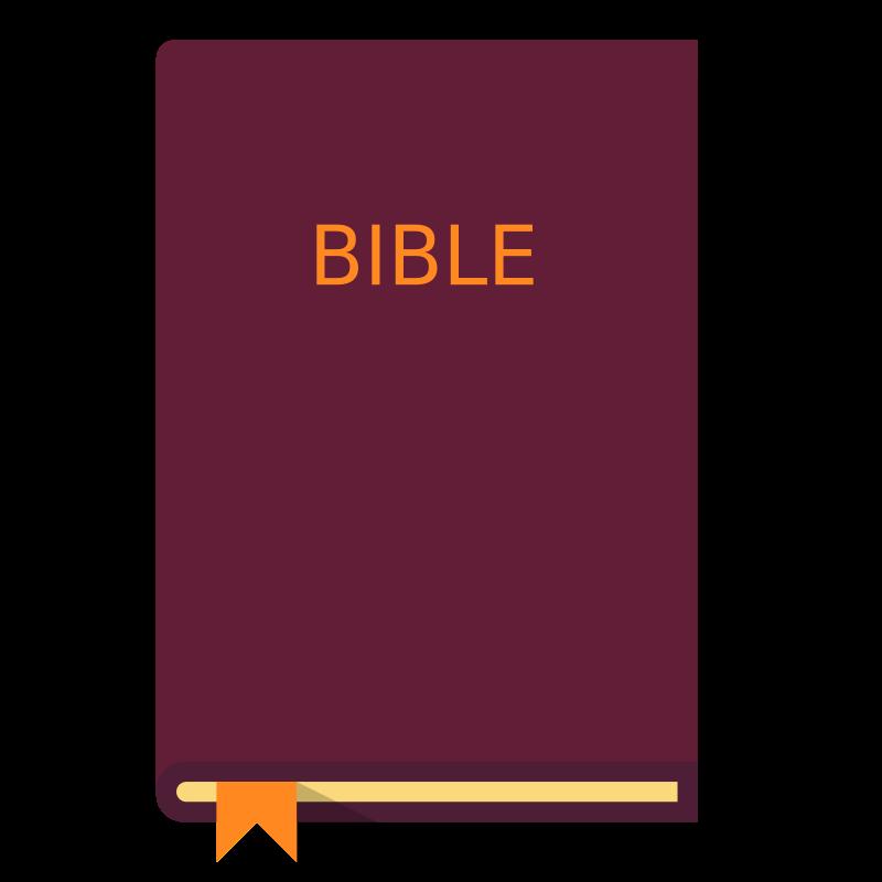 800x800 Bible Clipart Bible Clip Art Vector Bible