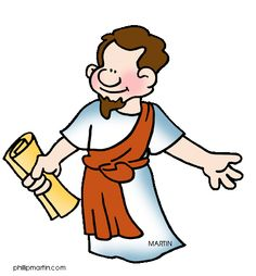 236x254 Bible Character Clipart