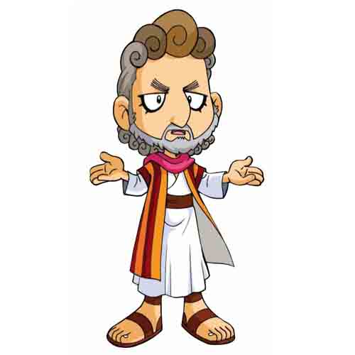 500x500 Biblical Characters Clipart