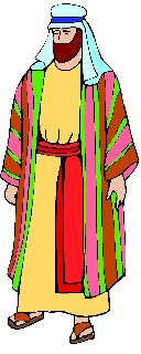 128x320 Jacob Bible Character Clipart